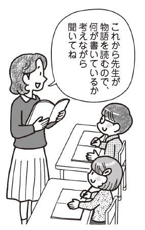 小2二学期つまずき国語4